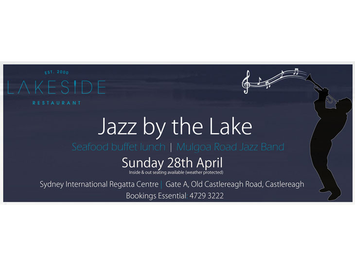 Jazz by the lake 2019