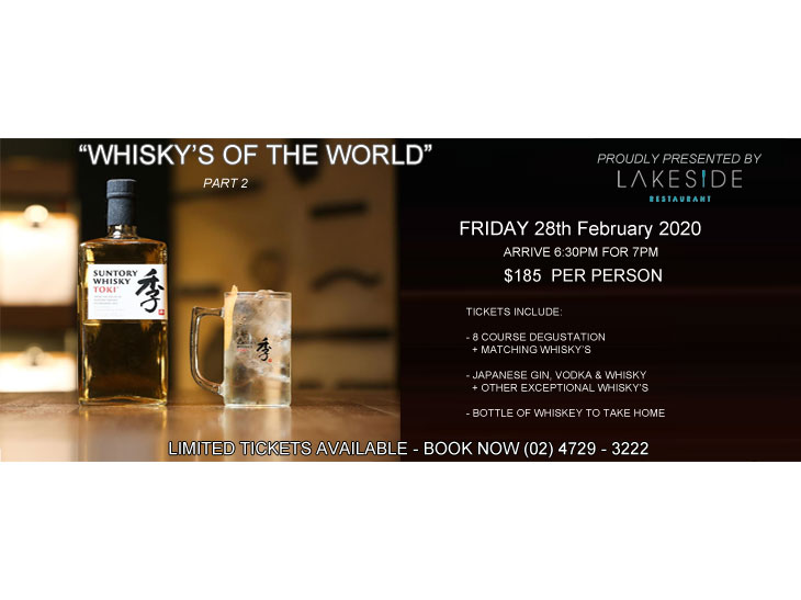 Whisky of the World - Part 2